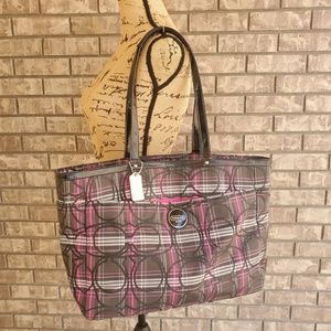 Coach large diaper bag or handbag